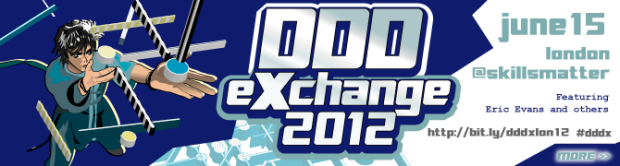 Watch all the videos from DDD eXchange 2012
