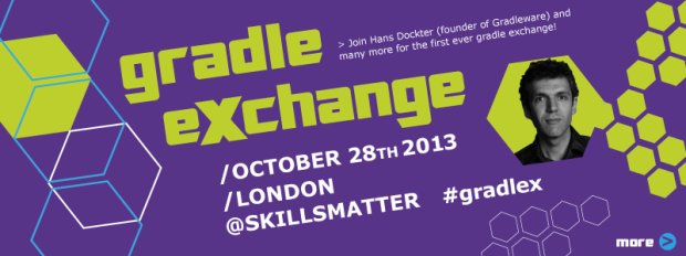The Gradle eXchange 2013!
