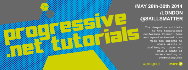 Progressive .NET Tutorials 2014