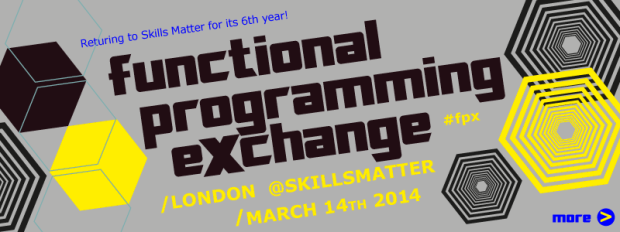 The Functional Programming eXchange 2014