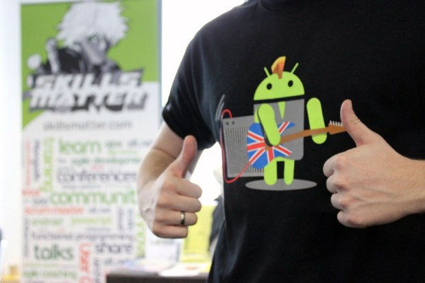 Droidcon 2013, London