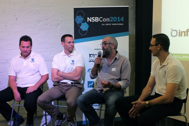 NSBCon 2014, hosted by Skills Matter